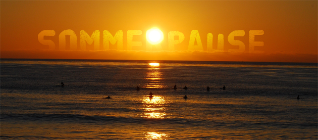 Sommerpause #000 – Zeit ist Geld